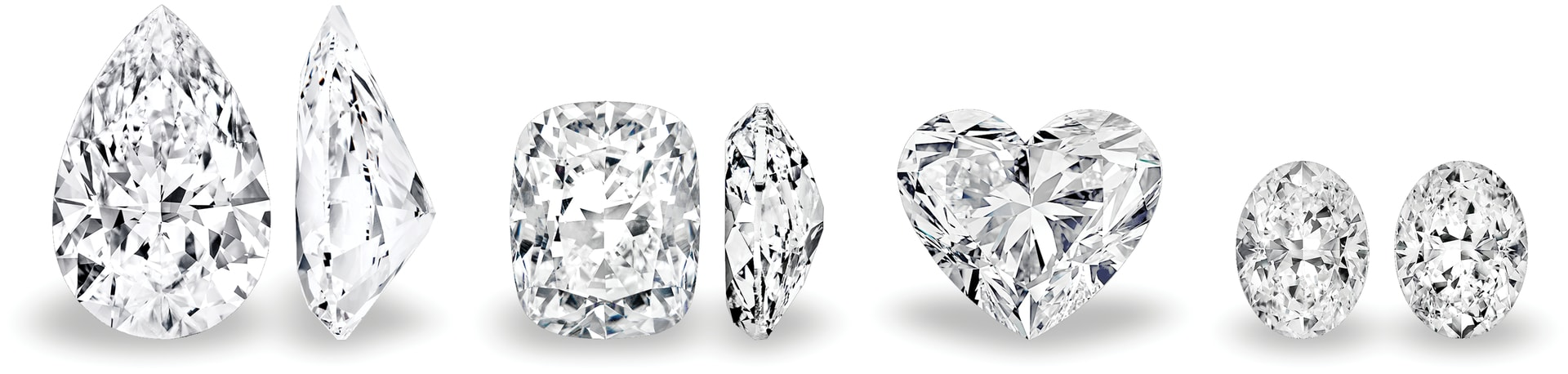 comparison diamond purity clarity of
